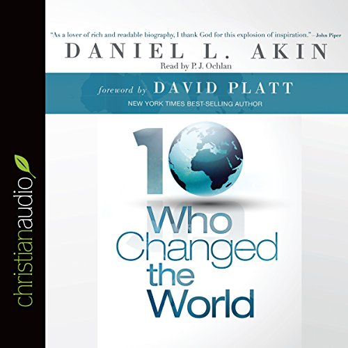 Ten Who Changed the World cover art
