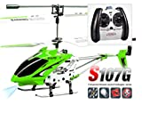 Syma S107G Infrared Controlled Helicopter with Gyroscopic Stability Control in