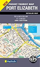 Pocket tourist map Port Elizabeth