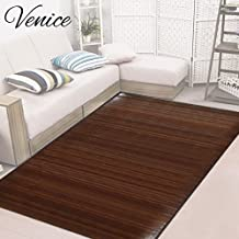 Clevr Venice Natural Bamboo 6' X 9' (72
