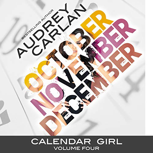 Calendar Girl: Volume Four cover art
