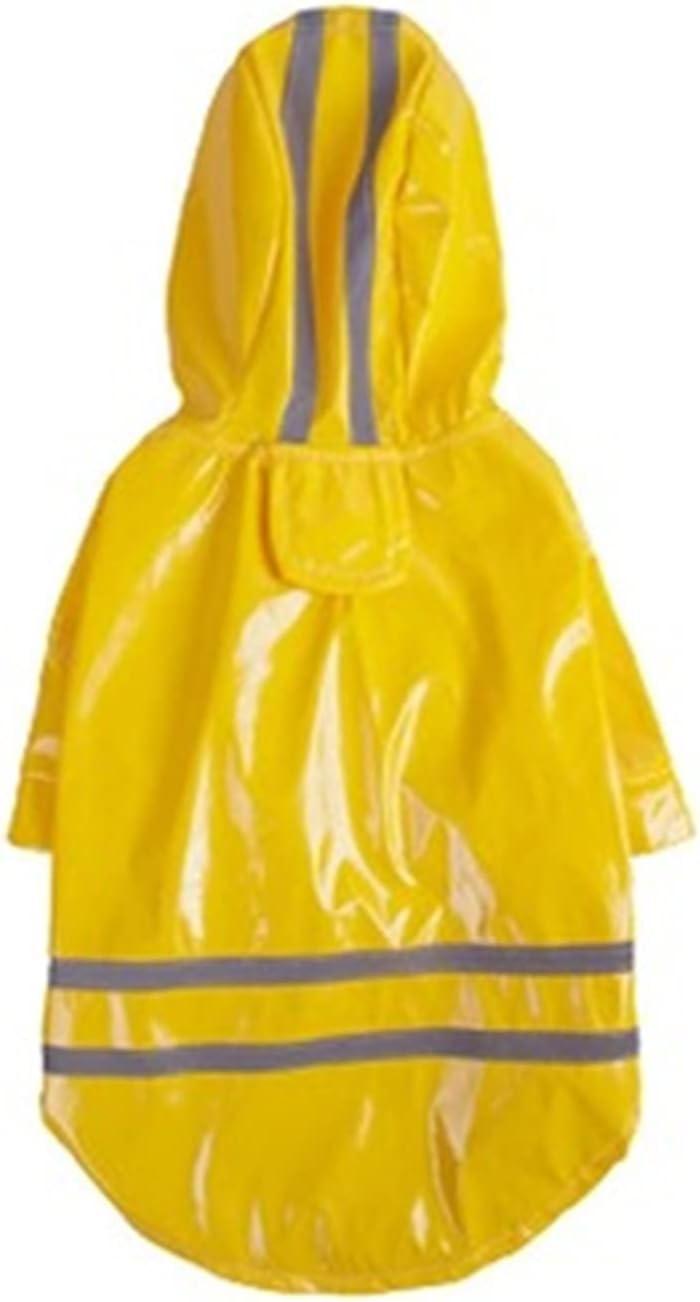 N\C Summer Raleigh Mall Outdoor Puppy Pet Rain Hoody S-XL Waterproof Atlanta Mall Jac Coat