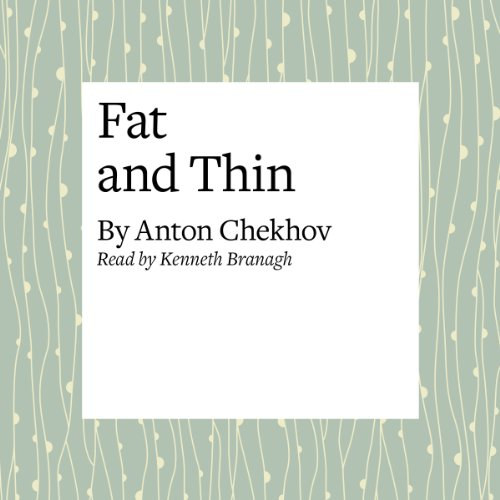 Fat and Thin audiobook cover art