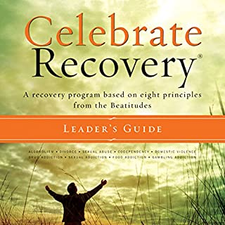 Celebrate Recovery cover art