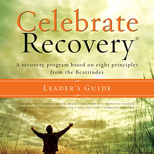 Celebrate Recovery audiobook cover art