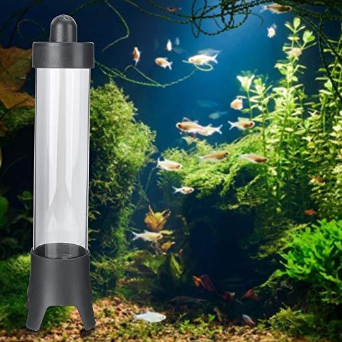 Pssopp Fisch und Garnelen Fry Zucht Inkubator Fischei Tumbler Inkubator 380ml Acryl Aquarium Shrimp Zucht Hatcher Aquarium Brine Shrimp Hatcher Inkubator für Aquarium