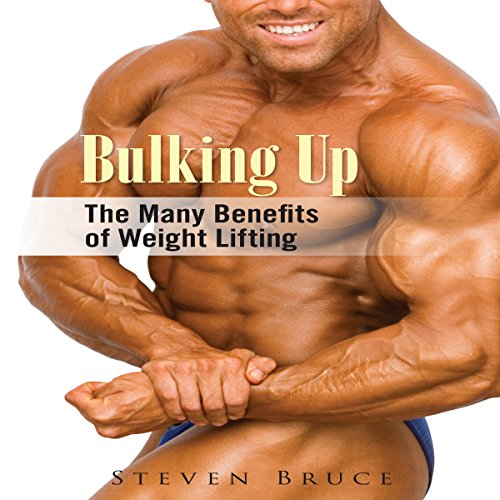 Bulking Up audiobook cover art