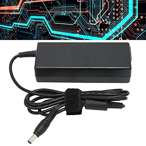 ROMACK Adaptador de Corriente, Adaptador de Corriente para portátil, Boca Redonda de 5,5 × 2,5 mm para Toshiba