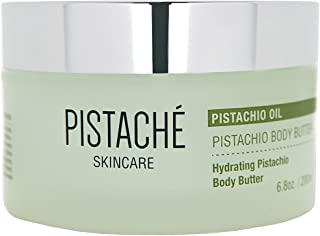 whipped pistachio body butter