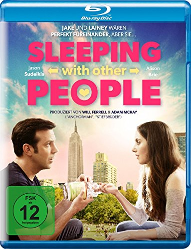 SLEEPING WITH OTHER PEOPL - MO [Blu-ray] [2015]