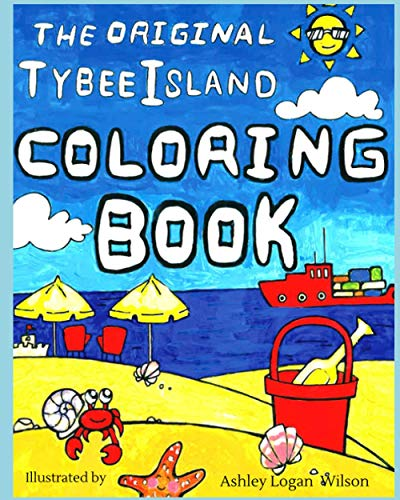 The Original Tybee Island Coloring Book