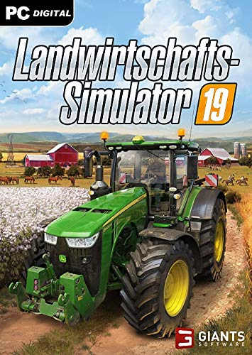Landwirtschafts-Simulator 19 - Standard  | PC Download - Steam Code