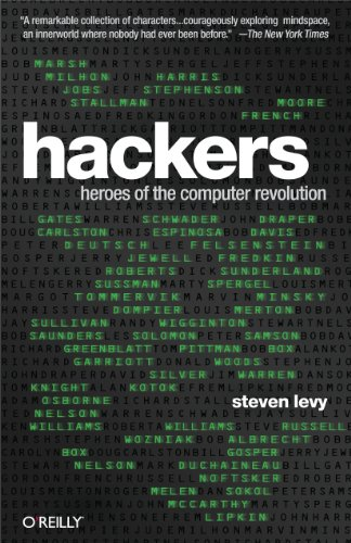 Hackers: Heroes of the Computer Revolution - 25th Anniversary Edition (English Edition)