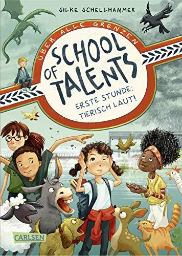 Buchseite und Rezensionen zu 'School of Talents 1' von Silke Schellhammer