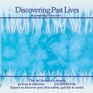 Discovering Past Lives audiobook cover art