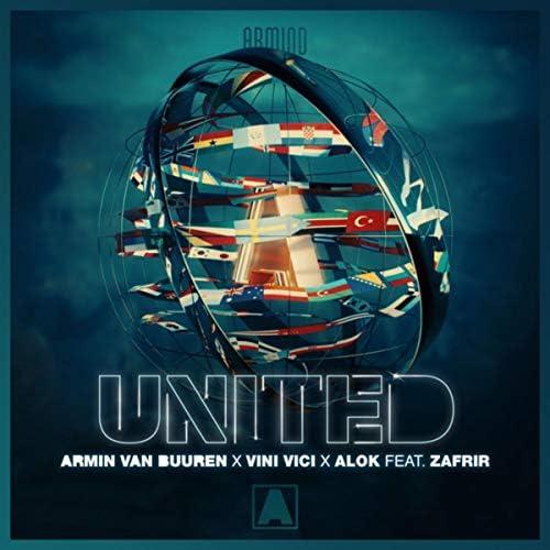 Armin van Buuren, Vini Vici & Alok feat. Zafrir