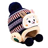MotherLike Cap Newborn Babies Girls/Boys Woolen Knitted, Baby Shower Gift