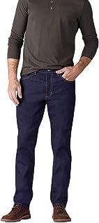 Lee mens Regular Fit Straight Leg Jean Jeans