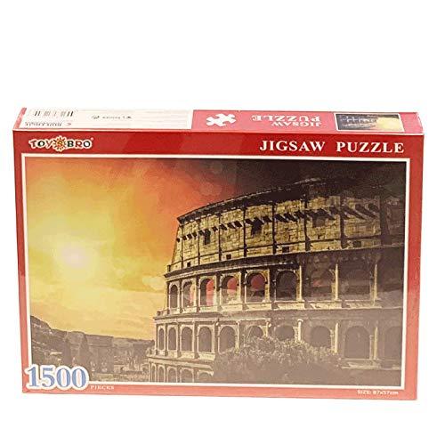 Puzzle de 1500 Piezas del Coliseum