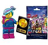 レゴ (LEGO) ムービー2 ミニフィギュア シリーズ フラッシュバック・ルーシー【71023-9】