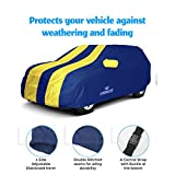 CARMATE Passion Custom Fitting Waterproof Car Body Cover for Audi Q7 - Yellow