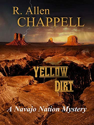 Yellow Dirt A Navajo Nation Mystery product image