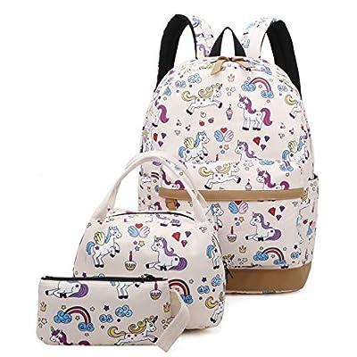 Ulgoo Girls School Bags Kids Bookbags Teens Boo...