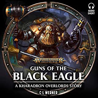 Guns of the Black Eagle cover art