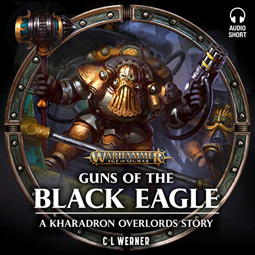 Guns of the Black Eagle Titelbild
