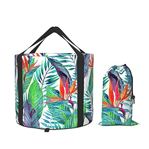 GAOZENA Wasserfarben-tropische Blätter,...
