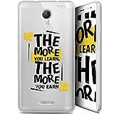 Caseink Case for Wiko Jerry 2 (5.0) HD Gel Soft Anti-Shock