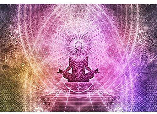 KAIASH 1000 Piezas de Rompecabezas para Adultos, Yoga, meditación, niños, 3D, Juego de Rompecabezas de Madera, Juguetes interesantes, Regalo Personalizado, hogar, Familia, Juego de Rompecabezas