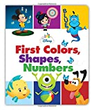 Disney Baby First Colors, Shapes, Numbers