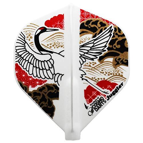 Cosmo darts fit flight air standard japanese crane