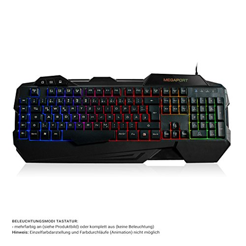 Megaport Komplett PC Gaming PC AMD Ryzen 5 3500X • 24