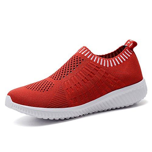 TIOSEBON Women's Athletic Walking Shoes Casual...