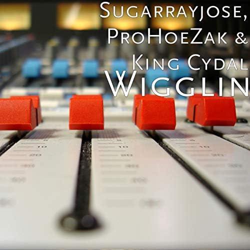 Sugarrayjose, Prohoezak & King Cydal