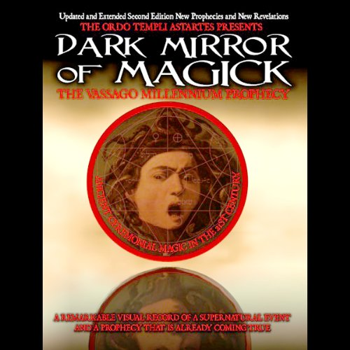 The Dark Mirror of Magick audiobook cover art
