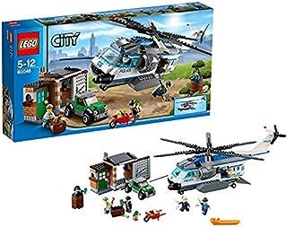 LEGO 60046 – Śledzenie miasta za pomocą policyjnego helikoptera