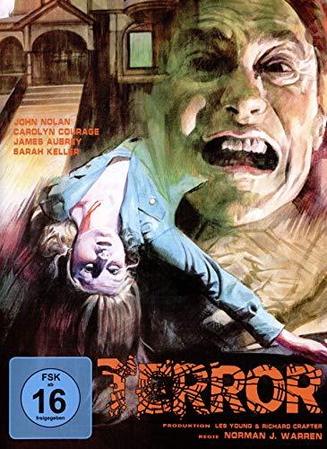 Terror - Mediabook - Cover B - Phantastische Filmklassiker Folge Nr. 9 [Blu-ray]