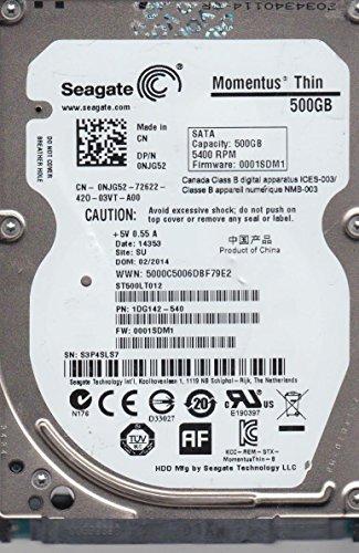Seagate ST500LT012 - Momentus Thin 500GB 500GB SATA Interne Festplatte (ST500LT012)