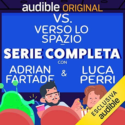 VS - Verso lo Spazio. Serie completa copertina