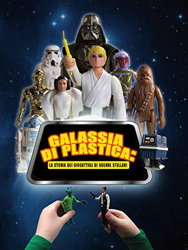 Galassia di plastica: la storia dei giocattoli di Guerre Stellari