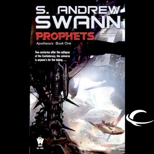 Prophets audiobook cover art