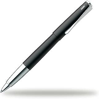 Lamy Studio Black Rollerball Pen - Black L367 by Lamy Office Product