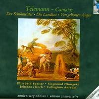 3 Secular Cantatas