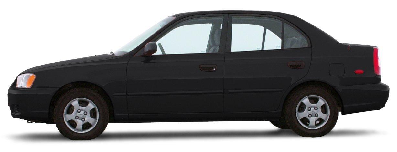 amazon com 2002 hyundai accent gl resenas imagenes y especificaciones vehiculos 4 0 de 5 estrellas5 calificaciones de clientes