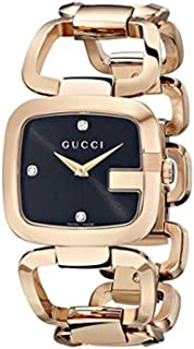 Gucci for Women - Analog YA125409 Stainless Steel Band Watch