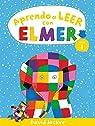 Aprendo a leer con Elmer. Nivel 1