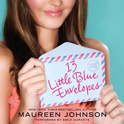 13 Little Blue Envelopes cover art